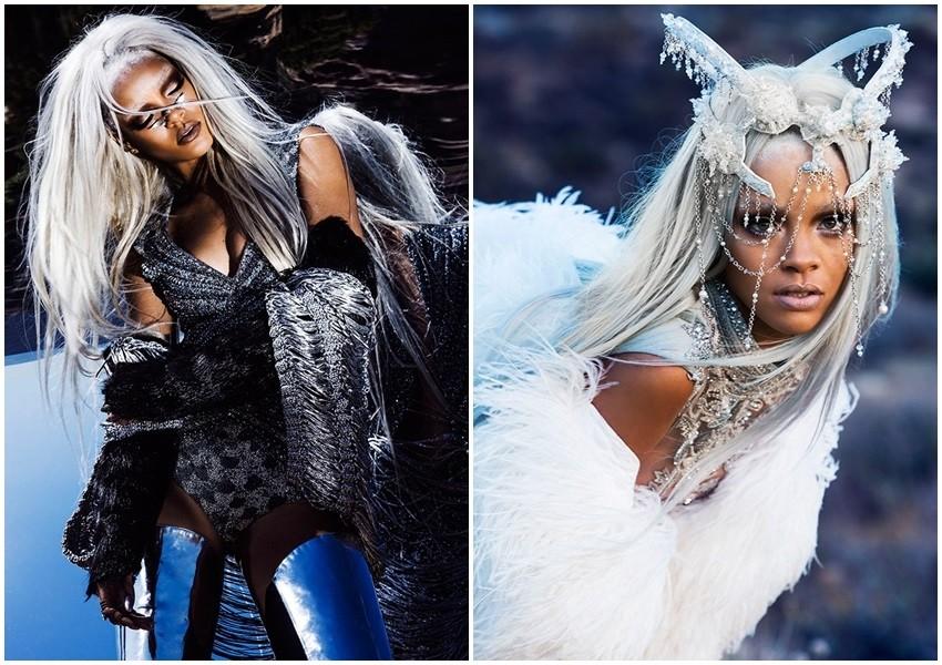Rihanna za Tush