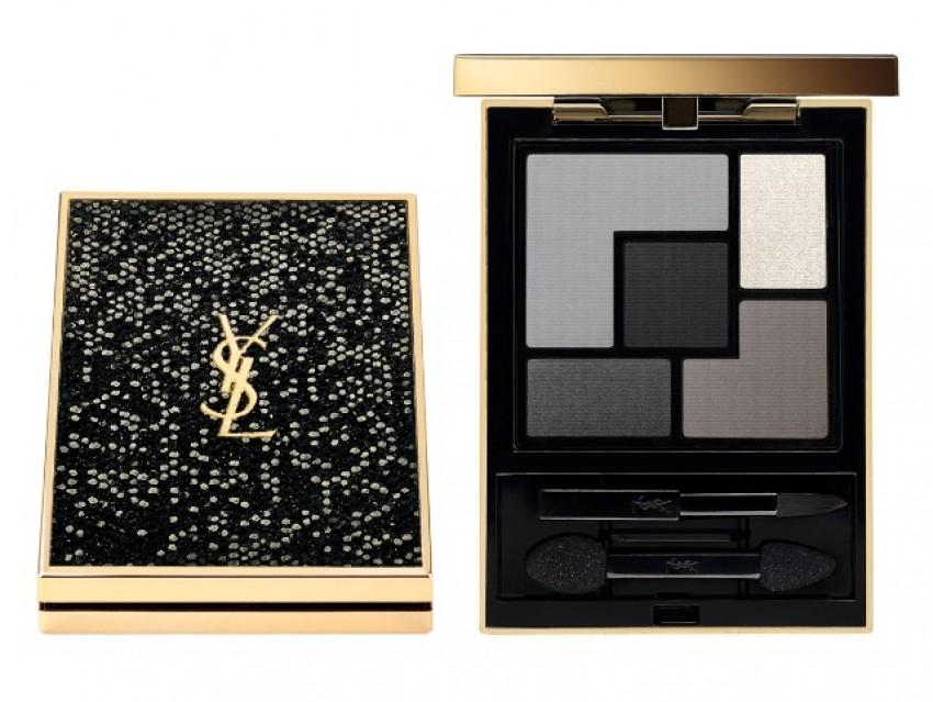 Yves Saint Laurent Rock Sequins Couture Palette in No.1 Tuxedo