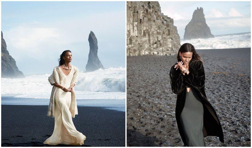 Island je savršena modna kulisa