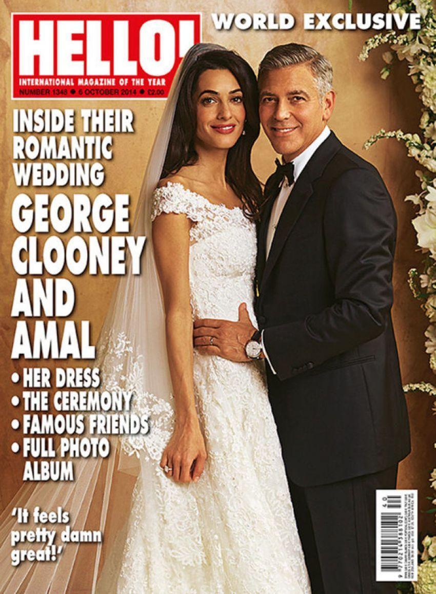 Jeste li već vidjeli vjenčanicu Amal Alamuddin?