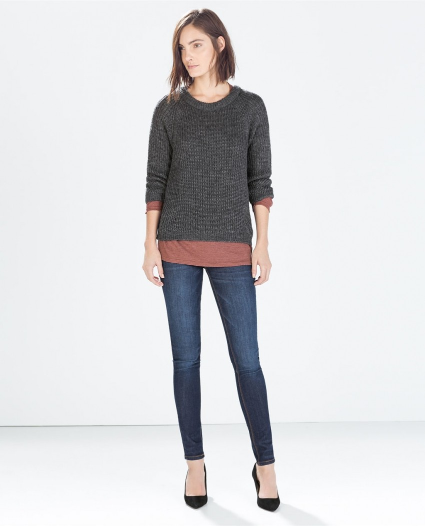 Zara Slim Fit Jeans (299,90kn)