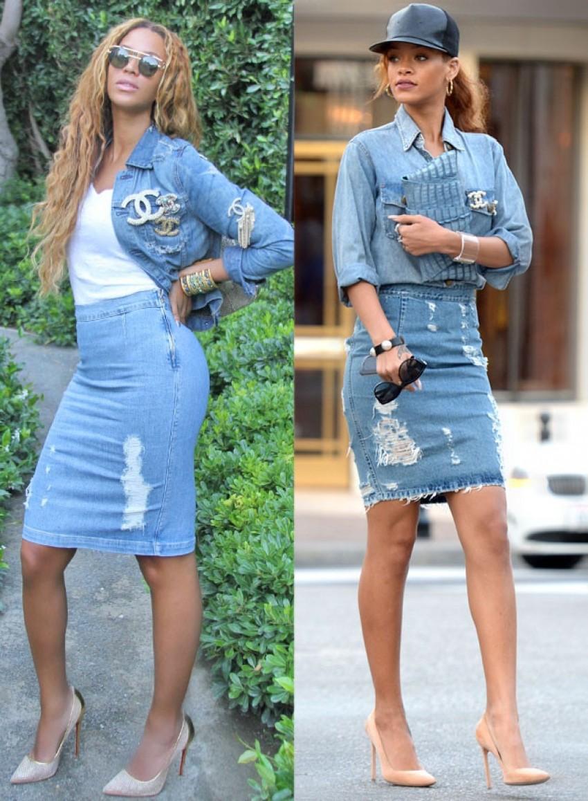 Beyonce / Rihanna