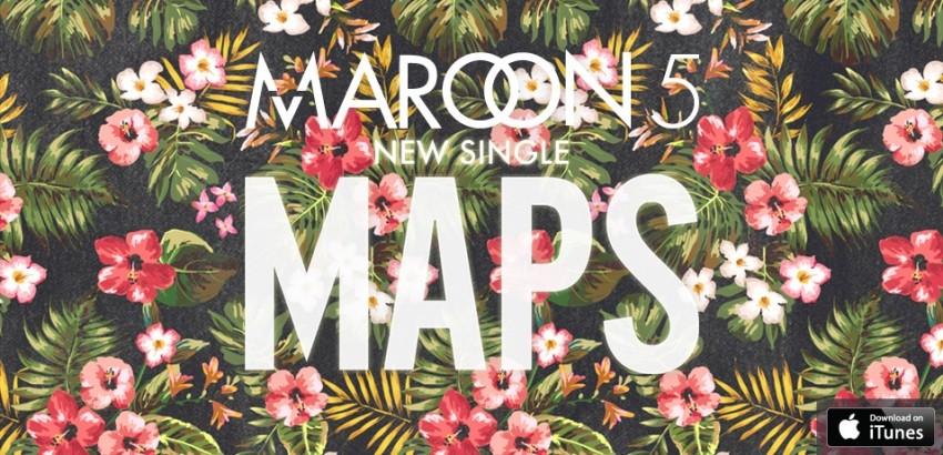 """Maps"", Maroon 5"