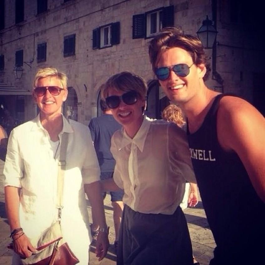Ellen u Dubrovniku
