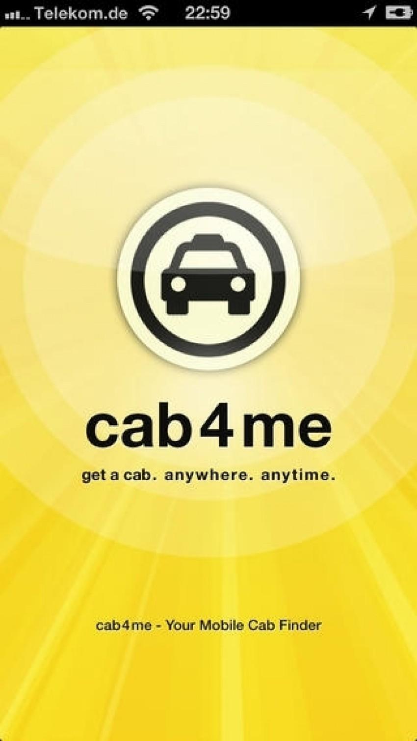 Cab4Me App