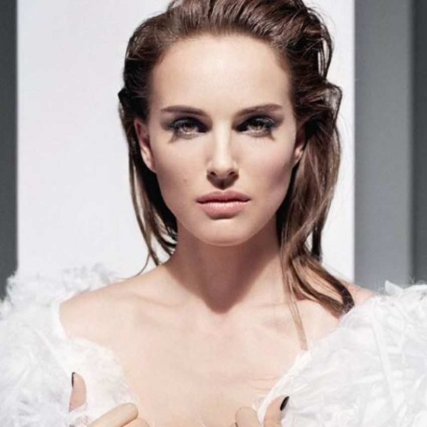 Natalie Portman za Dior