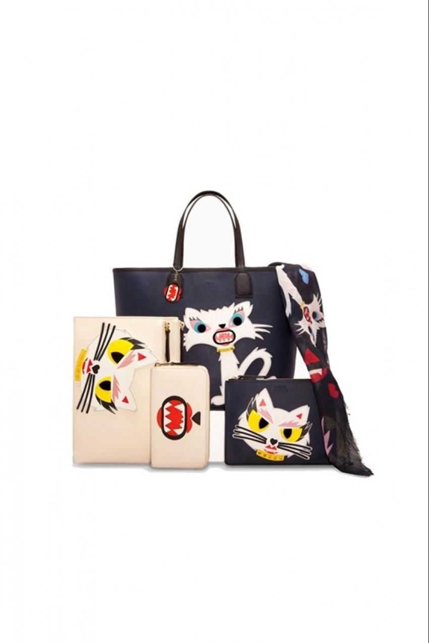 Lagerfeldova mačkica Choupette ima svoju kolekciju odjeće