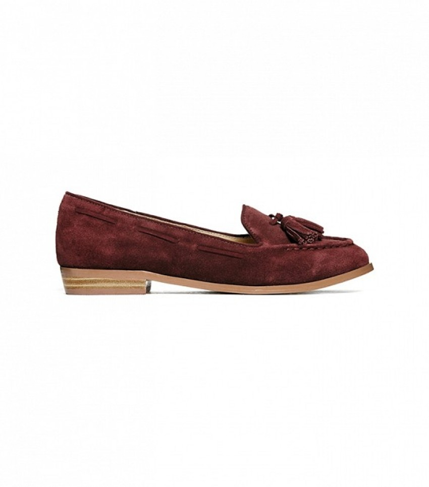 ASOS  Maxed Out Suede Loafers
