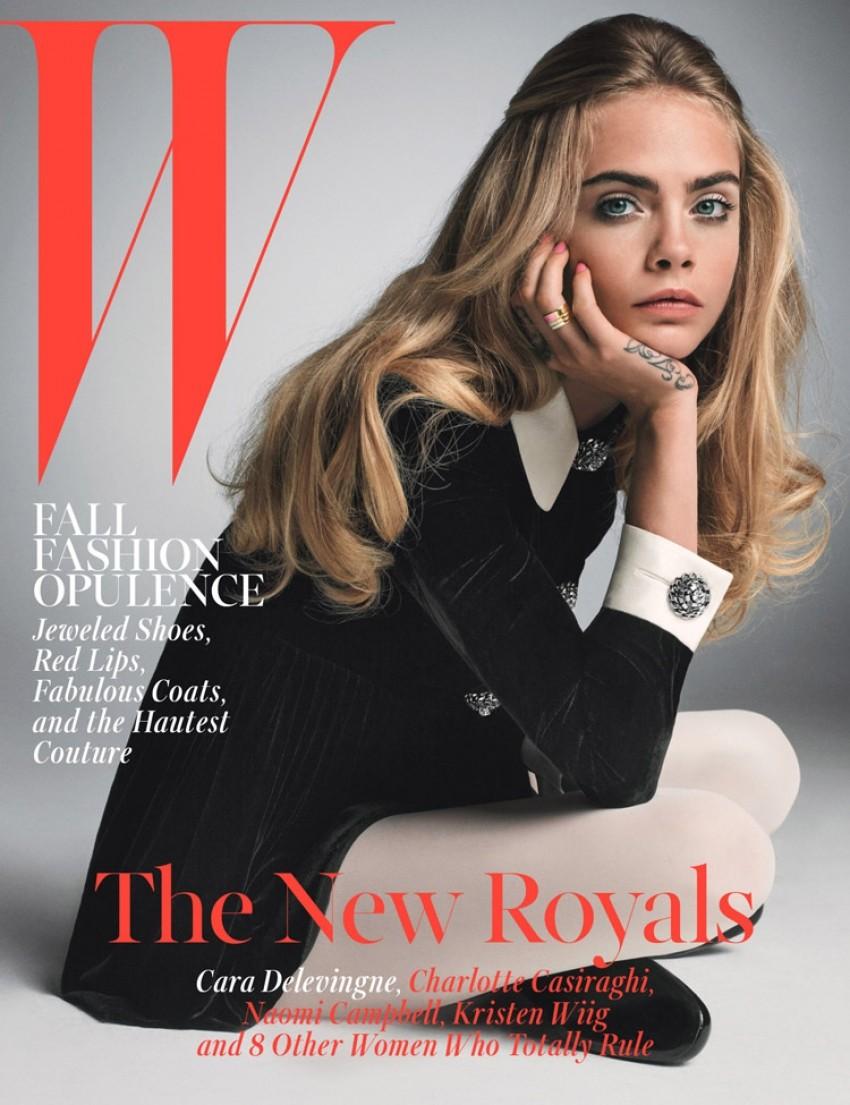 Nova kraljevska obitelj: Pogledajte genijalne fotke novog W časopisa