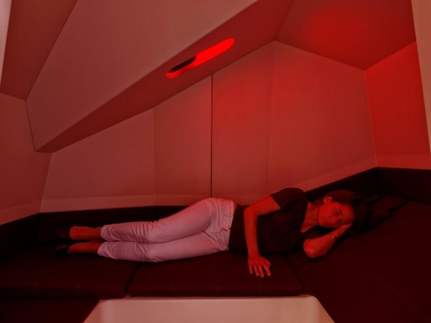 Crveno svjetlo uspavljuje