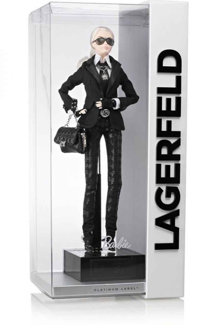 Net-A-Porter zaradio 200 tisuća dolara na Lagerfeld Barbie