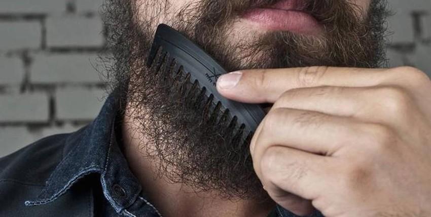 Samo za hipstere: Cool češljić za bradu!