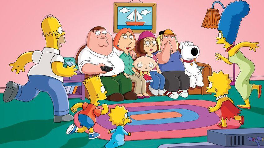 Prvi pogled na zajedničku epizodu The Simpsonsa i Family Guyja