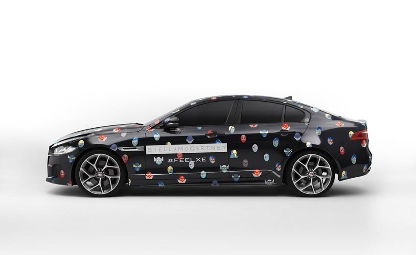 Obožavamo Jaguar XE s dizajnom Stelle McCartney