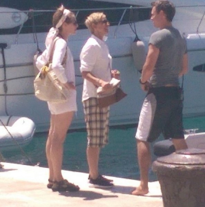 Ellen i Portia u Dubrovniku