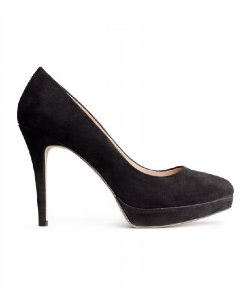 H&M Platform Court Shoes