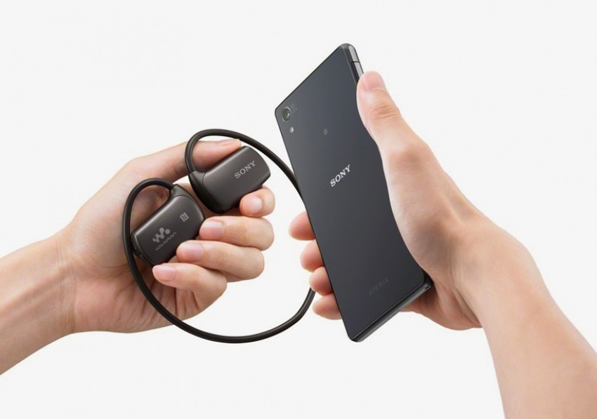Vodootporne Sony Walkman slušalice