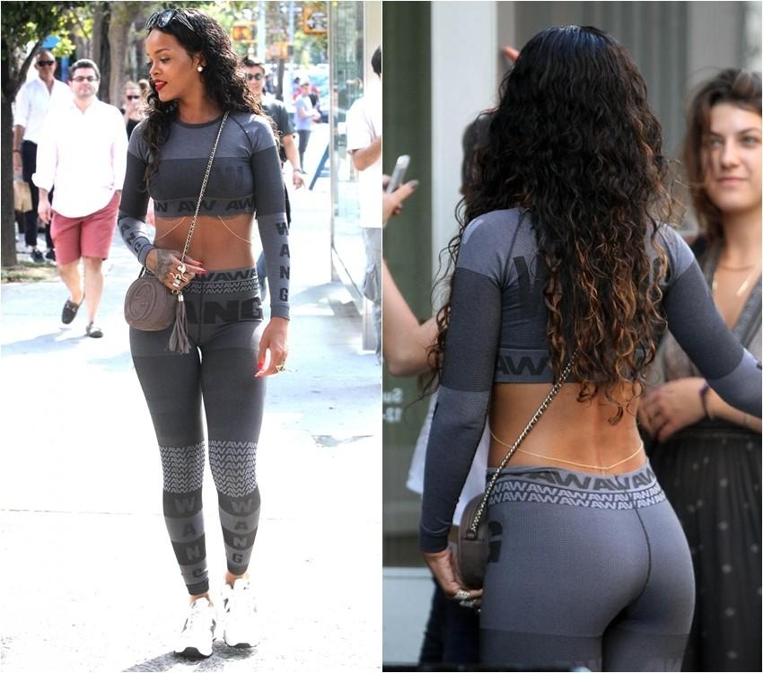 Rihanna nam je prva pokazala što Wang sprema za H&M