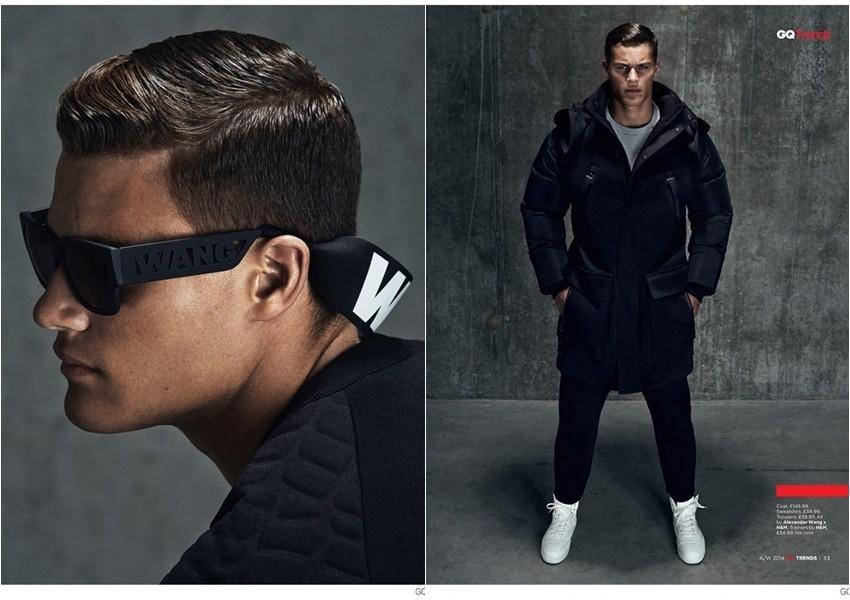Prvi pogled na mušku Wang X H&M kolekciju