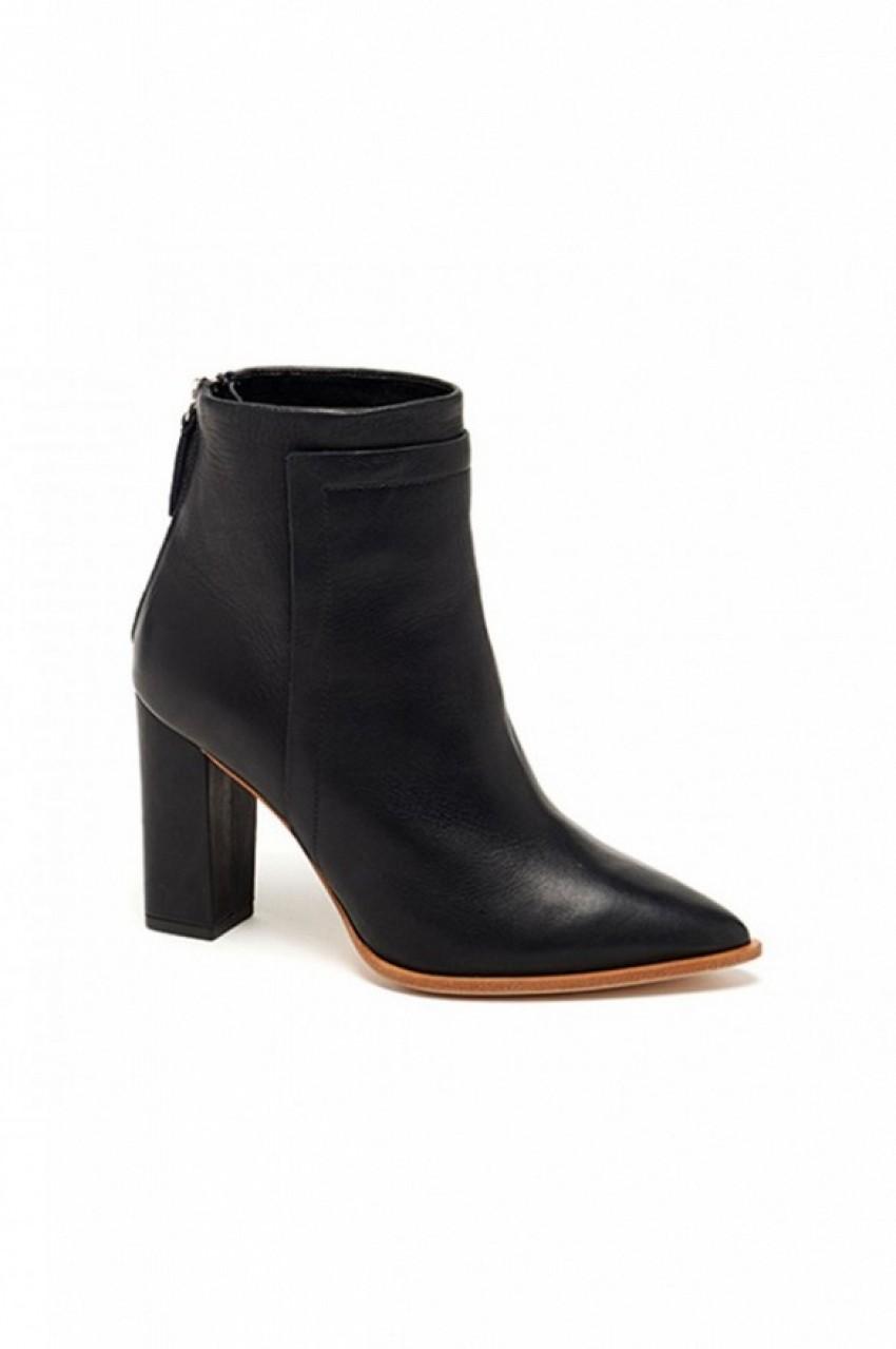 Loeffler Randall Mercer Block Heel Boots ($450)