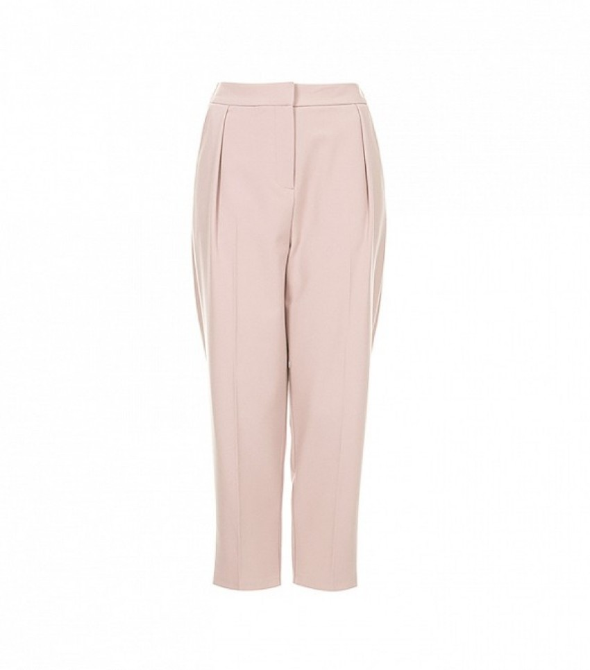 Topshop Cropped Peg Leg Trousers ($75)