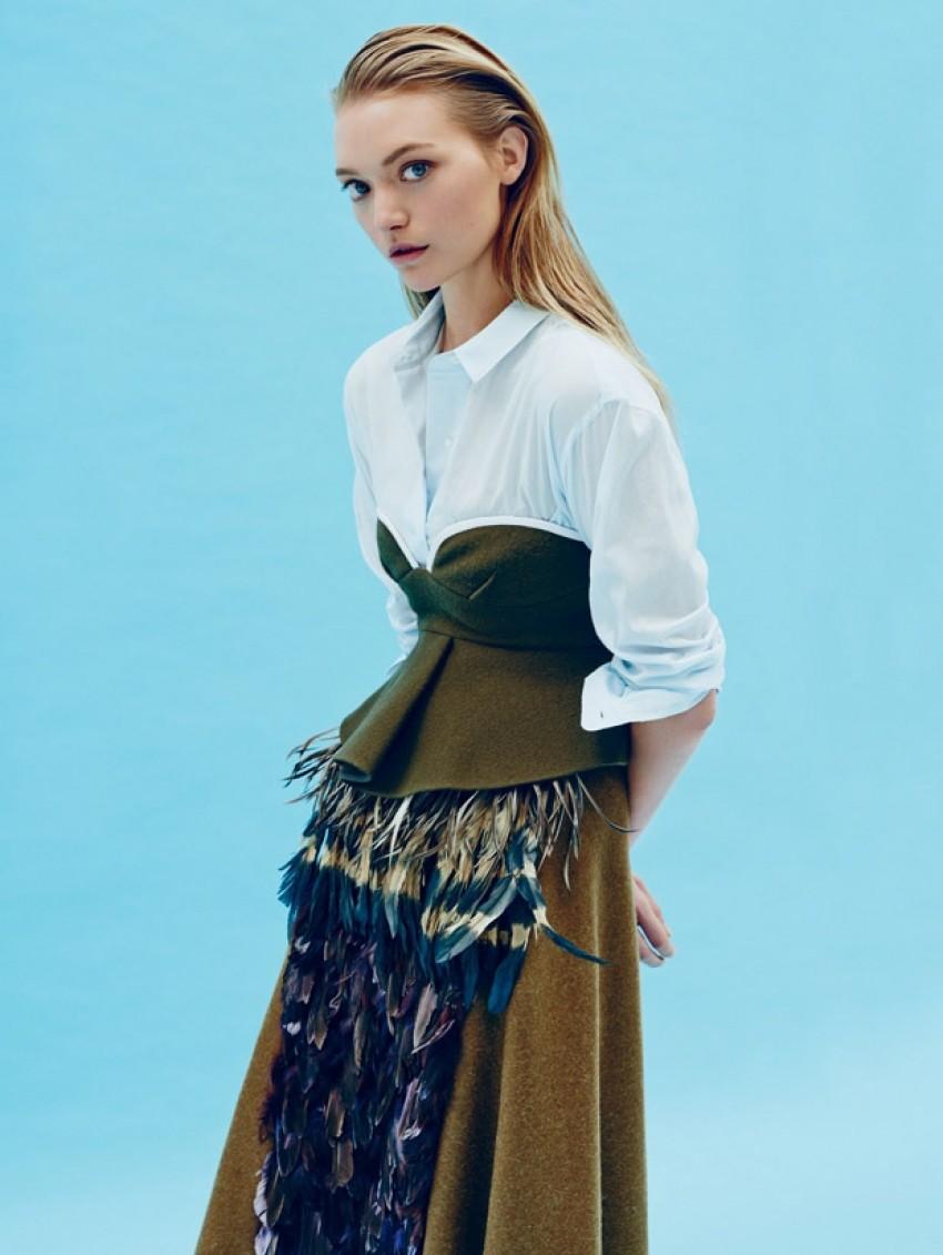 Povratak manekenke: Gemma Ward osvanula u još jednom časopisu