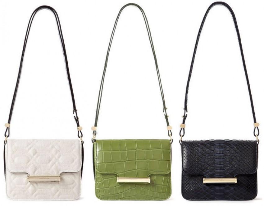 Diane Kruger dizajnirala super torbice za Jasona Wua