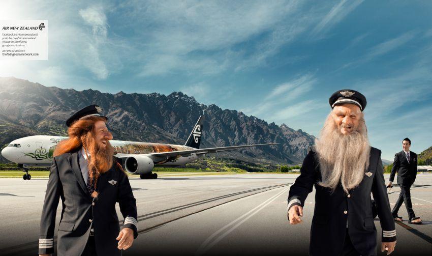Air New Zealandov