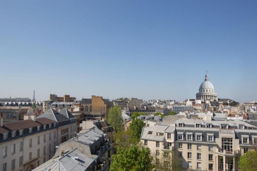 Ovo je uistinu pariški penthouse iz snova