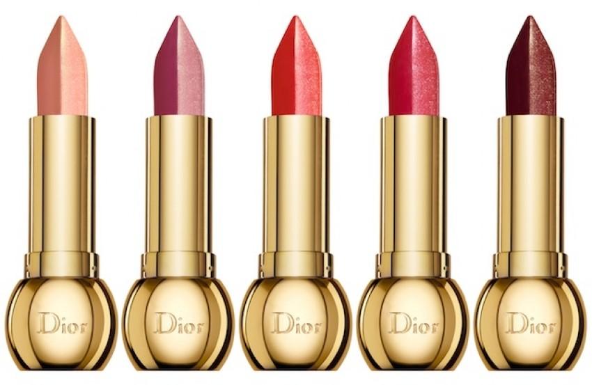 Dior Diorific Golden Shock Lipstick