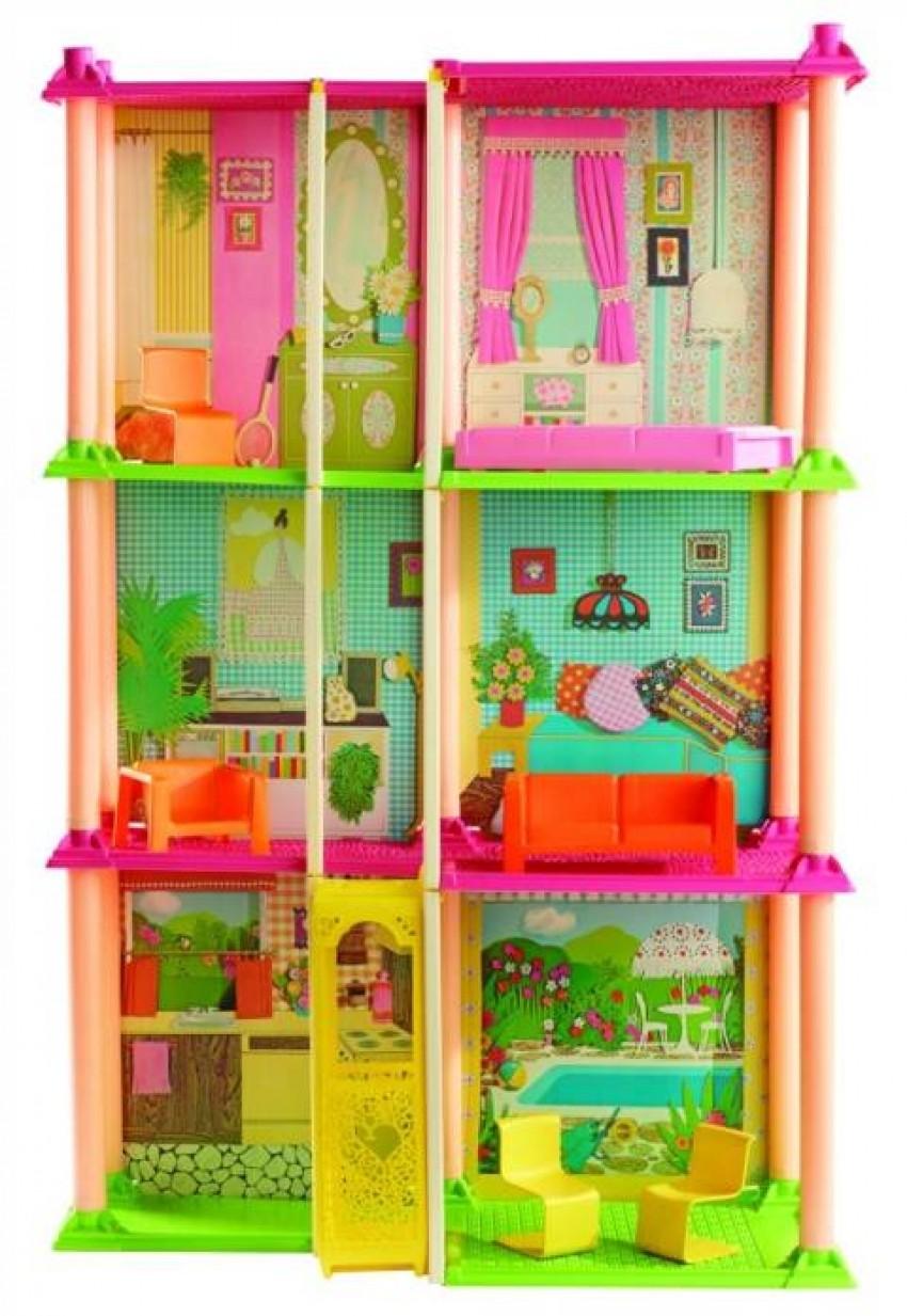 Ružičasti svijet: Pogledajte razvoj Barbie kuće