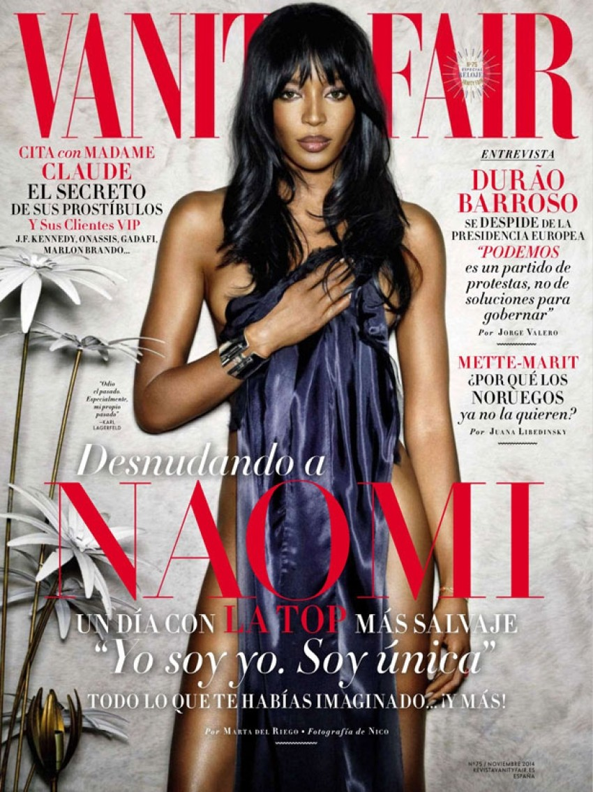 Seksi Naomi i dalje privlači poglede
