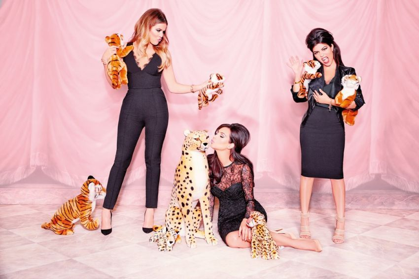 Pogledajte kolekciju Kardashianki za Lipsy