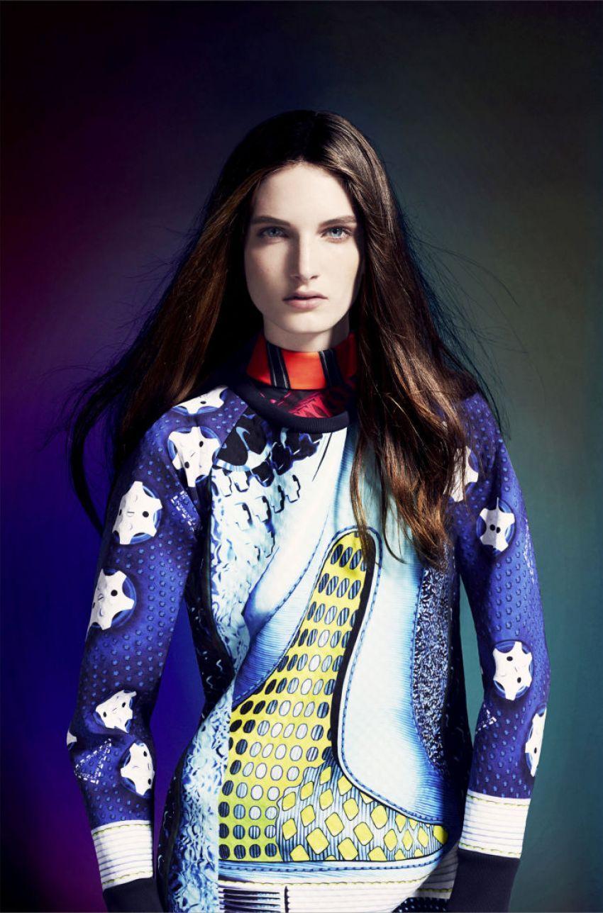 Zaljubili smo se u Mary Katrantzou za Adidas Originals