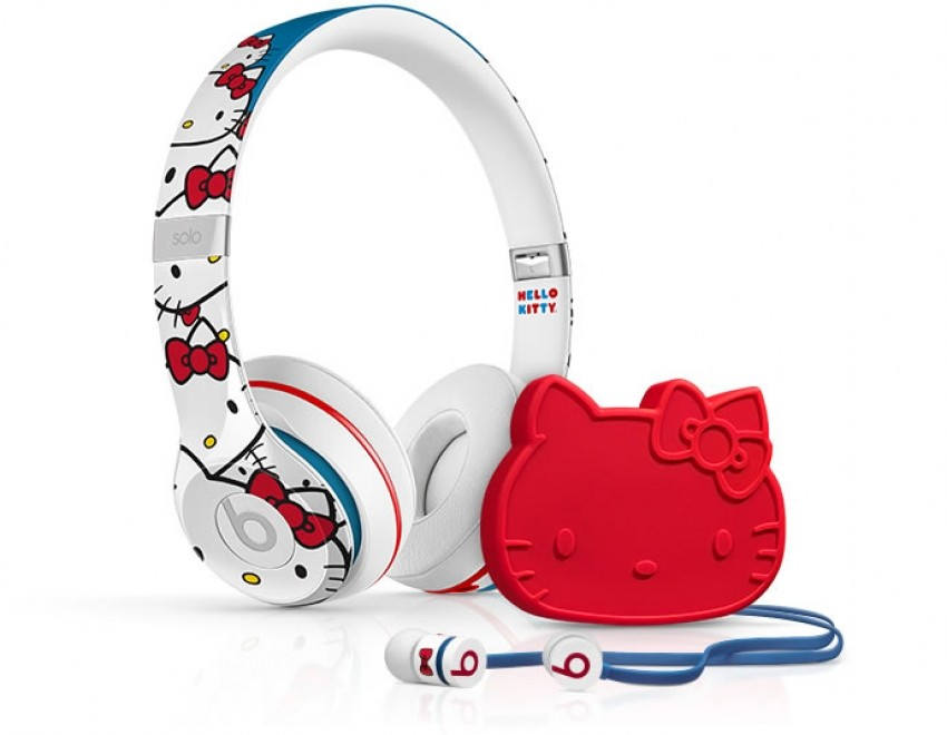 Beat by Dr.Dre predstavili cool Hello Kitty slušalice