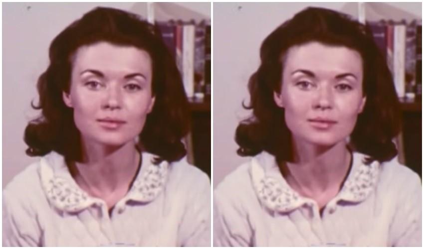 Morate vidjeti ovaj genijalan makeup tutorial iz 60-ih!