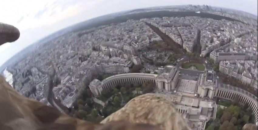 Ovako sigurno nikad niste vidjeli Pariz