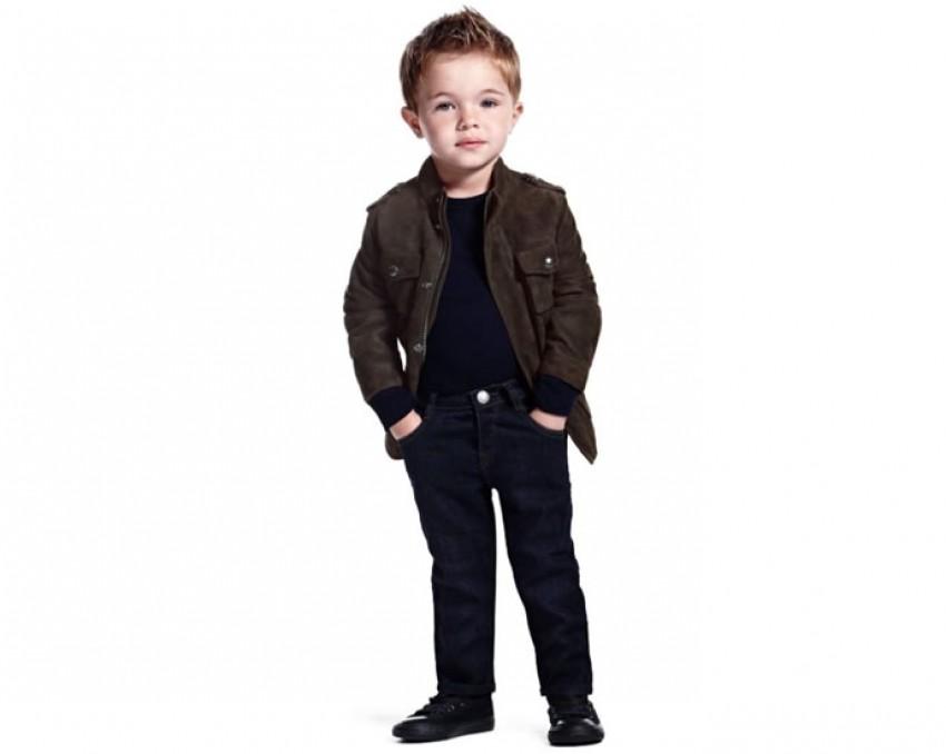 Tom Ford dizajnirao preslatke motorističke jakne za djecu