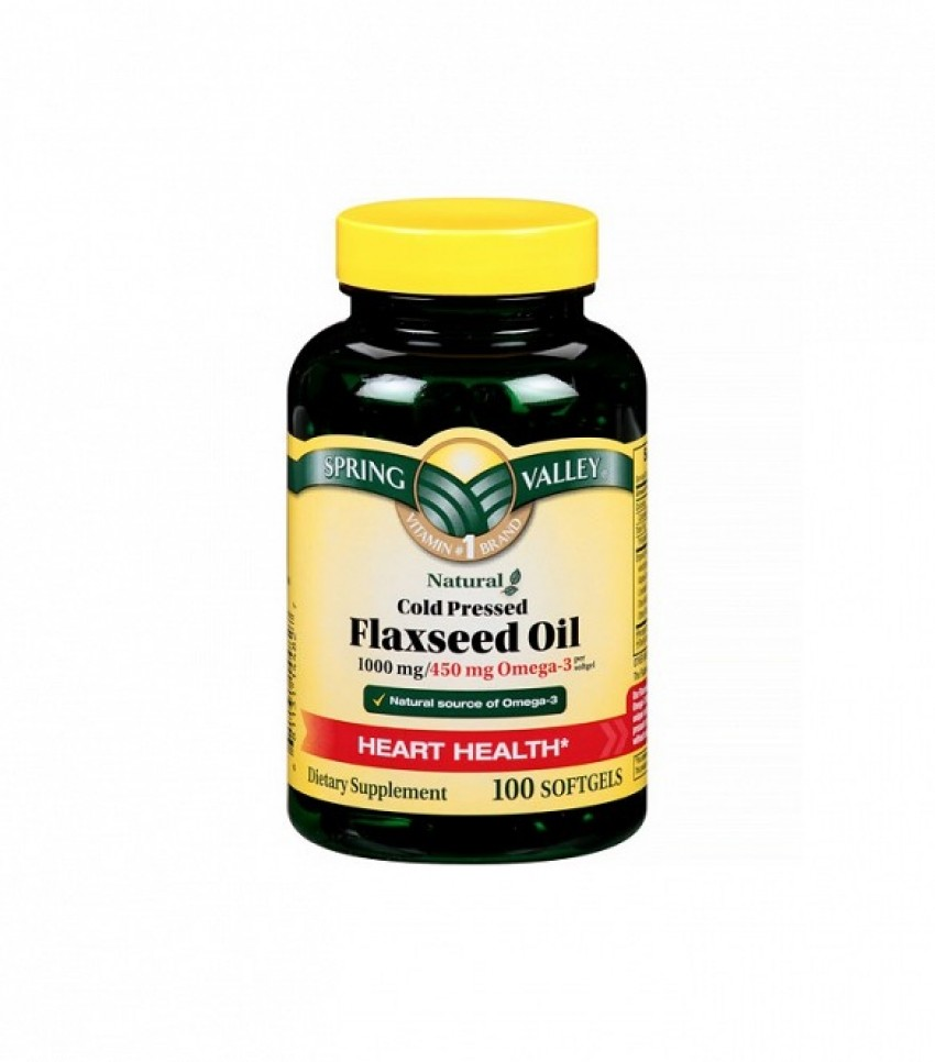Spring Valley Flaxseed Oil