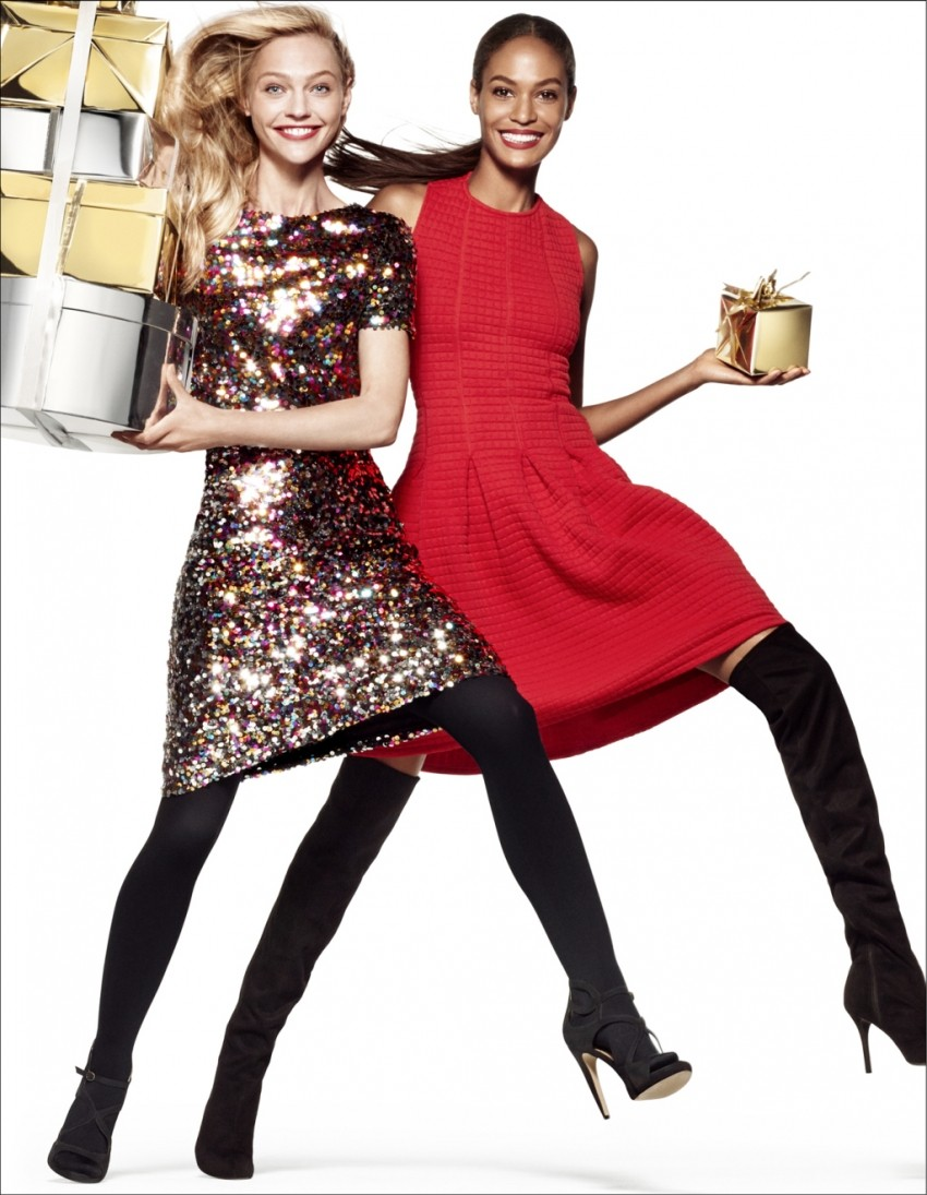 H&M Holiday 2014.