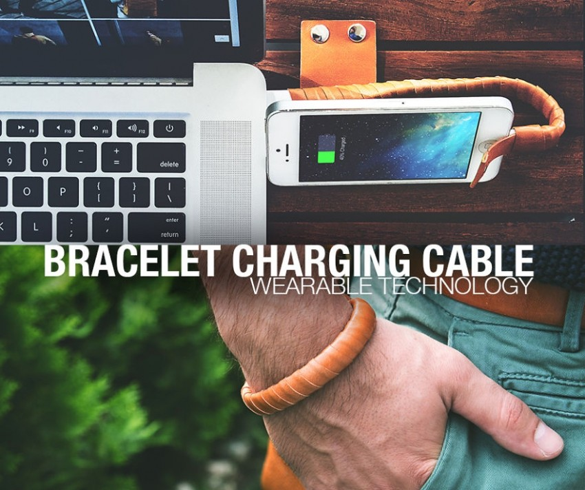 """The Bracelet Charging Cable"""