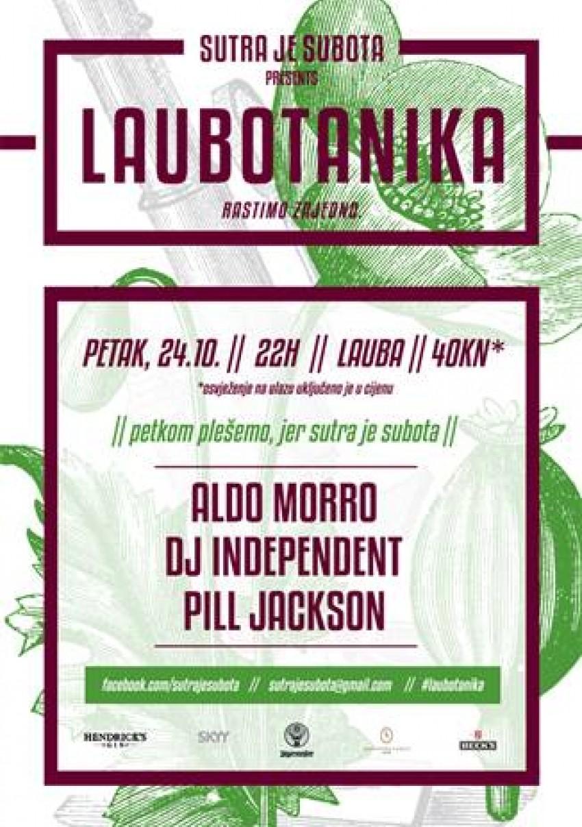 Večeras svi na Laubotaniku!