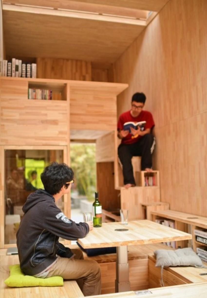 Studenti izgradili funkcionalnu kuću u samo 7 kvadrata!