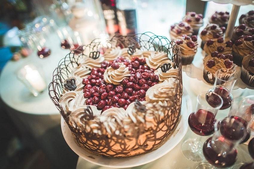 Magnolija slastičarna, torta Santa Clara