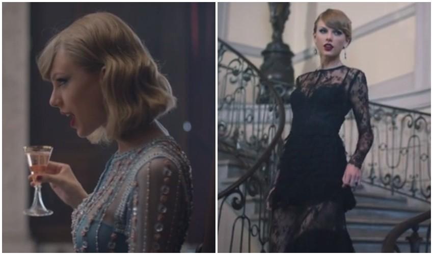"""Zaljubljeni smo u novi spot Taylor Swift za stvar """"Blank Space"""""""