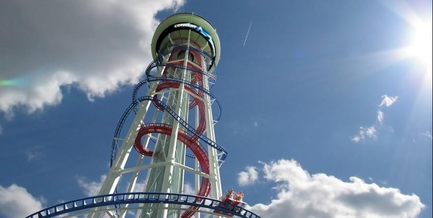 Od najvišeg roller coastera na svijetu zaboljet će vas glava!