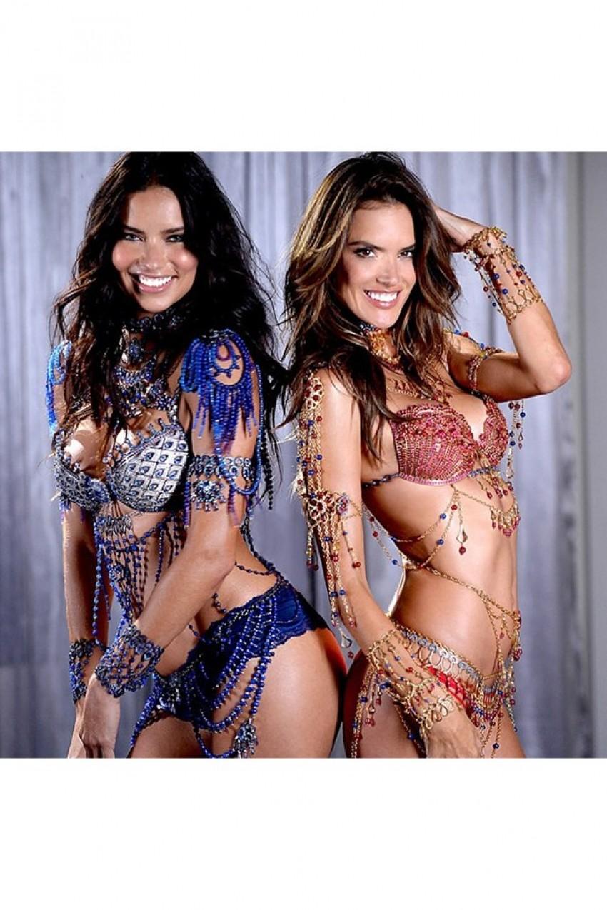 Victoria's Secret po prvi put predstavlja dva Fantasy grudnjaka