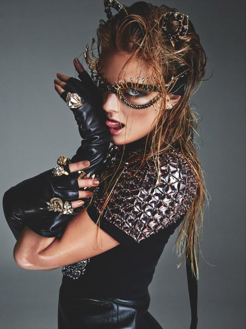 Ovaj modni editorijal je najseksi stvar koju ćete vidjeti danas