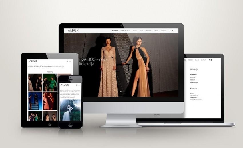 Alduk predstavlja web stranicu Alduk.hr i redizajn brenda