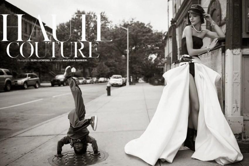 Usudite se nositi haute couture na ulici!
